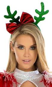 christmas headbands the top couture christmas woodland inspired reindeer antlers