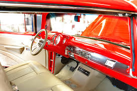 Car Upholstery Los Angeles 57 With Modernized Interior Needed For Commercial Los Angeles