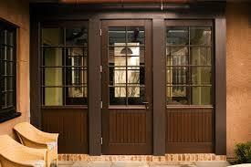 Single Patio Door Single Patio Door With Blinds An Overview Of Frameless Single