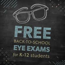 back to free eye exams wicker park bucktown chamber of
