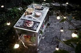 cuisine de jardin en cuisine de jardin confort et luxe extrême