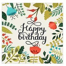 happy birthday printable cards birthday card good printable