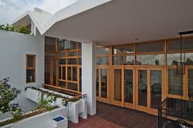 Home Design Studio 15 by Gallery Of Kapadia Residence Coalesce Design Studio 16