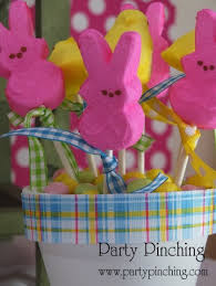 Easter Decorations Using Peeps by Easter Party Dinner Brunch Ideas Fun Easter Cookies And Desserts