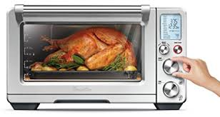 Breville Oven Toaster Amazon Com Breville Bov900bss The Smart Oven Air Silver Kitchen
