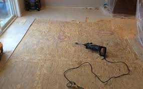 installing hardwood floors particle board flooring ideas