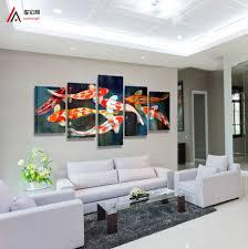 koi fish home decor free van gogh fishermen koi fish art painting