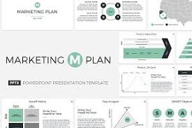 Marketing Plan Powerpoint Template Presentation Templates Ppt Tempelate