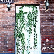 long cheap vertical garden wall hanging make fake recycling
