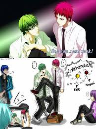 Seeking De Que Trata Memes Kuroko No Basket Kuroko And Anime