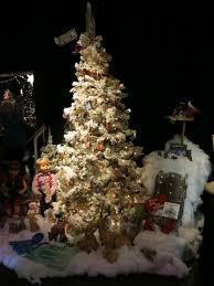 Riverside Christmas Lights Riverside Theatre U0027s Festival Of Trees Has New Features