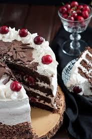 bakery cake black forest cake goodie godmother a recipe and lifestyle