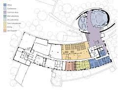 Lab Floor Plan Jackson Laboratory For Genomic Medicine Centerbrook Architects