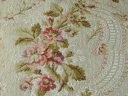 antique fabric trim u0026 curtains