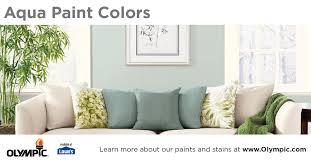 aqua paint colors soothing u0026 relaxing