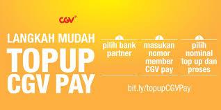 cgv pay cgv cinemas on twitter kamu bingung cara top up cgv pay simak 3
