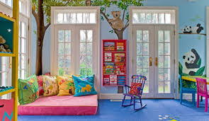 Houzz Exterior Color Of The Week  Delightful Treehouses - Kids rooms houzz