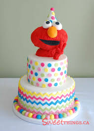birthday cake drink sweetthings 2nd birthday cake elmo cake