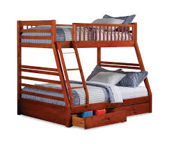 Twin And Full Bunk Beds by Lakeview Twin Over Full Bunk Bed Hom Furniture Furniture