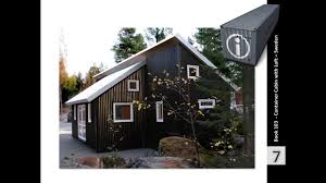 shipping container homes book 103 container cabin sweden youtube