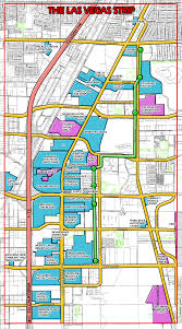 las vegas blvd map map of the i 15 in pink of city take that to us 95 to
