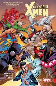 all new x men 2015 2017 17 comics by comixology