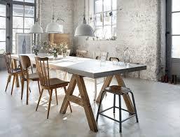 Industrial Dining Room Tables 15 Chic Industrial Dining Room Design Ideas Rilane