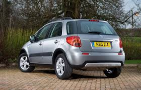 suzuki sx4 hatchback review 2006 2014 parkers