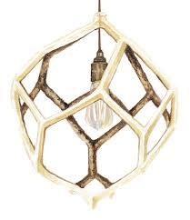 Geometric Pendant Light by Small åsa Geometric Pendant Lamp Full Grownfull Grown