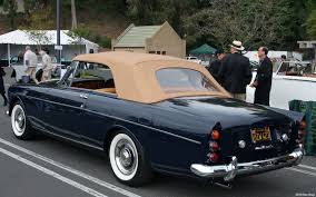 old bentley convertible 1965 bentley s3 information and photos momentcar