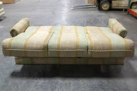 Jackknife Rv Sofa by Rv Furniture Used Rv Motorhome Camper Recoverable Flip Out Sleeper