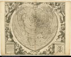 Uiuc Map Cosmographia Universalis Ab Orontio Olim Descripta Jcb Map