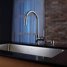 Stainless Faucets Kitchen Kitchen Brushed Stainless Steel Faucet Black Stainless Steel