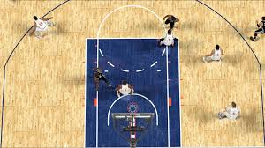 Basketball Court Floor Texture by Nlsc Forum U2022 Mrk326 Mods Paul George Released
