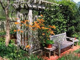 native georgia plants bench arbor and native azalea at georgia u0027s callaway garde u2026 flickr