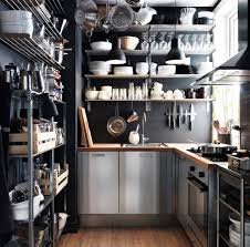 ikea small kitchen design ideas 12 great small kitchen designs living in a shoebox