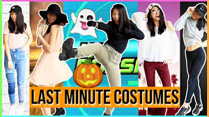 5 last minute diy halloween costumes cheap u0026 easy ideas in 2