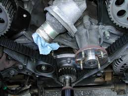 nissan pathfinder water pump replacement vg30e timing belt tips and tricks the garage npora forums