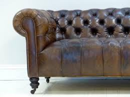 original chesterfield sofas the art of patina by the original sofa co