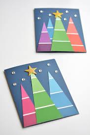 make christmas cards christmas cards kids can make