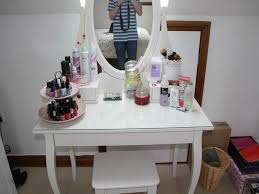 Ikea Vanity Table With Mirror And Bench Makeup Desk Ikea Home Furniture Decoration