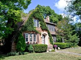 english tudor with pool located in the hear vrbo
