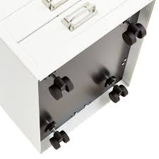 Bisley 10 Drawer Filing Cabinet Bisley Black 8 U0026 10 Drawer Collection Cabinets The Container Store