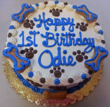 dog birthday cake dog cake 4 dog birthday cake w bones happy dog barkery
