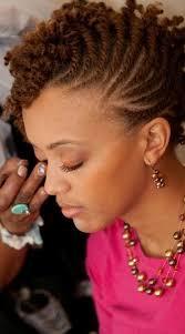 women of color twist hairstyles natural hair flat twist updo hair styles pinterest flat