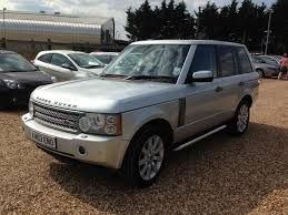 land rover vogue 2005 second hand land rover range rover 3 0 td6 vogue 4dr auto for sale
