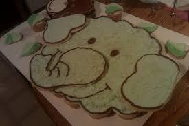 cupcake cakes by linda stacy elephant monkey baby shower u0026 a