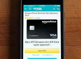 should you get the new amazon prime credit card