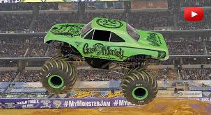 monster trucks kids video videos monster jam