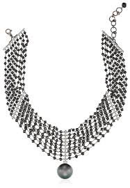 bead diamond necklace images Inspirational pearl and diamond choker necklace jewellry 39 s website jpg